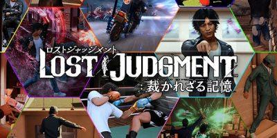 Lost Judgment – játékmenet előzetes a folytatásról