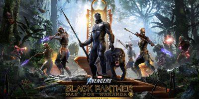 Marvel's Avengers – augusztus közepén vár Wakanda, a hétvégén ingyen nyomhatod