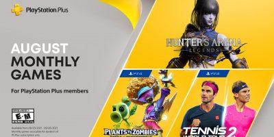PlayStation Plus – hivatalos az augusztusi felhozatal
