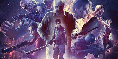 Resident Evil Re:Verse – 2022-re tolták