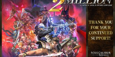 Soulcalibur VI – túl a 2 millión