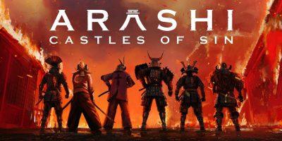 Arashi: Castles of Sin – már meg is jelent a lopakodós VR kaland
