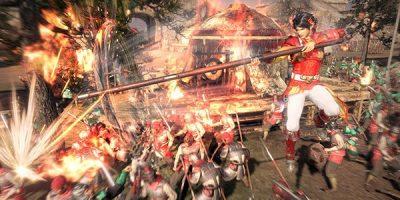 Dynasty Warriors 9 Empires – 11 perc játékmenet