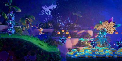 Marsupilami: Hoobadventure – Gamescom 2021-es trailer