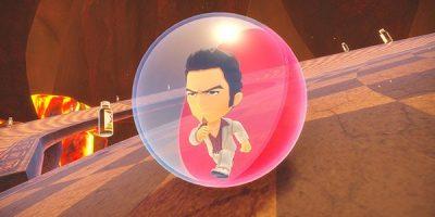 Super Monkey Ball: Banana Mania – csatlakozik Kazuma Kiryu is