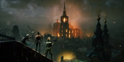 Vampire: The Masquerade – Bloodhunt – PS5-re is jön a vámpíros, ingyenes battle royale
