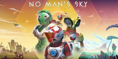 "No Man's Sky – elérhető a ""Frontiers"" update"