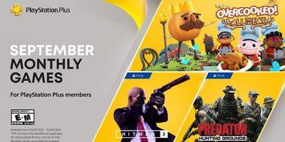 PlayStation Plus – felfedve a szeptemberi adag