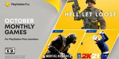 PlayStation Plus – hivatalos az októberi adag