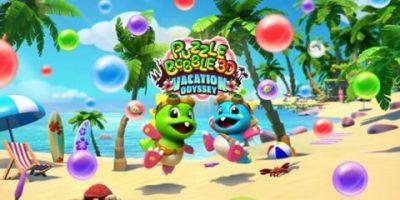 Puzzle Bobble 3D: Vacation Odyssey – a jövő héten nyomhatod