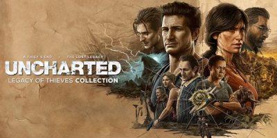 Uncharted: Legacy of Thieves Collection – gyűjtemény PS5-re és PC-re az utolsó két kalandról