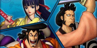 PSC – One Piece Pirate Warriors 4 nyereményjáték