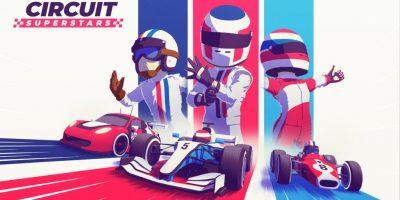 Circuit Superstars – felülnézetes versenyzés PS4-re
