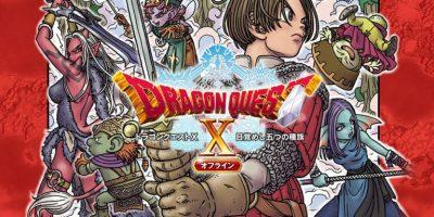 Dragon Quest X Offline – februárban kapja Japán
