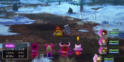 Dragon Quest X Offline – íme az első játékmenet