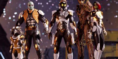 Marvel's Guardians of the Galaxy – megjelenési előzetes