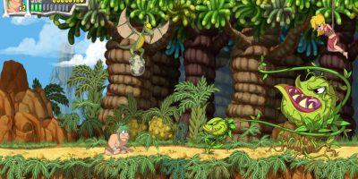 Joe & Mac: Caveman Ninja – visszatérnek az ősemberek