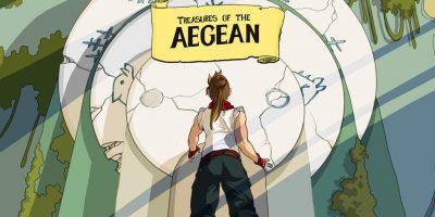 Treasures of the Aegean – novemberben jön a történelmi akció-thriller