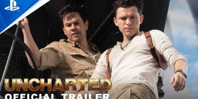 Uncharted – itt a film hivatalos előzetese